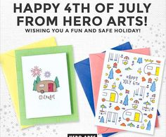 Hero Arts | Card making, Scrapbooking and Craft Ideas with Stamps