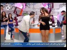 حسين الديك و ميرنا - الناطور - برنامج لول   YouTube