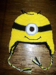 - One eyed minion