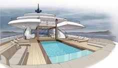 Eidsgaard Design and Benetti unveil 70 and 90 metre superyachts - Design - SuperyachtTimes.com