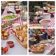 End of Summer Dinner Party
