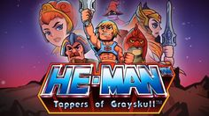 Game Review: He-Man Tappers of Grayskull