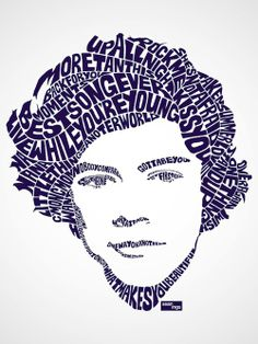 Harry Styles Typography
