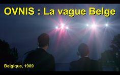 Des policiers témoins d'OVNIS triangulaires à Eupen (Belgique) - 1989
