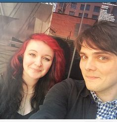 Gerard doesn't even look 37!!