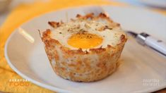 OmeletHashBrownCupForList | 25 Ways To Start Your Day With Eggs