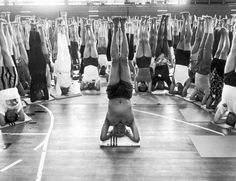 BKS Iyengar Yoga Convention, London