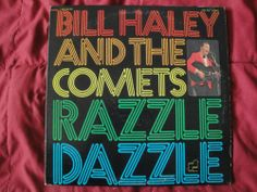 "Bill Haley And The Comets ""Razzle Dazzle"" Original 1971 Janus Records 2XLP EX"