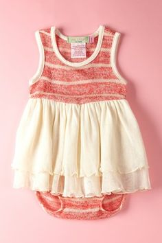 Ruffle 2 Piece Set with Bloomer  Cute baby girl summer outift
