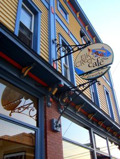 Elk Creek Cafe located in Millheim, PA - The Atherton Hotel, Ascend Hotel Collection® #GoNative