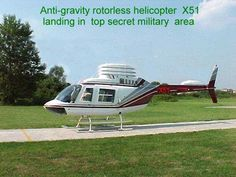 Shundrallah: Anti Gravity Rotorless Helicopter
