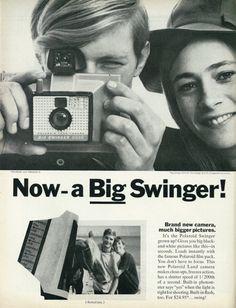 1960 Swinger Ads