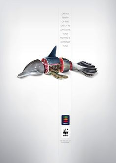 Post with 207 views. WWF: of the Catch of Long Line Tuna Fishing is Actually Tuna Save The Sharks, Tuna Fishing, Fishing Cat, Fauna Marina, Pop Art, Ocean Pollution, Art Design, Graphic Design, Animal Rights