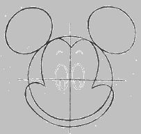 Draw mickey mouse how to draw mice and to draw - Comment dessiner mickey ...