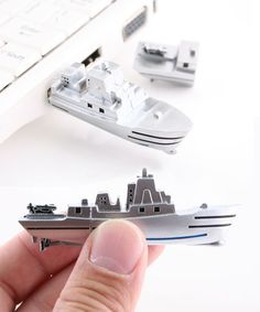 Naval Ship USB Flash Drive $18
