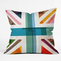 Art Products | DENY Designs Home Accessories  #fimbis #denydesigns #britishflag #britain #UK #style #styleblog #fashion #fashionblogger #fashionblog #styleblogger #blue #designer #red #pillows #cushions #unionjack #flag #home #homedecor #fblogger #vector #homestyle #interiors #abstract #interiordesigns #giftideas