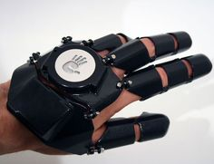 Glove One: Fully Working 3D Printed Cell Phone Glove