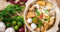 Kuchnia tajska - bogactwo smaków; Tajlandia