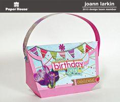 Birthday Girl Purse - Joann Larkin