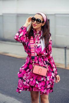 » Am gasit cea mai frumoasa rochie cu bujori!Miu Miu