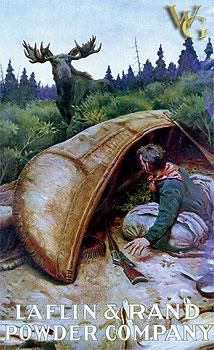 Outdoor art with Winchester 1895 sporting rifle. Cowboy Art, Outdoor Art, Outdoor Life, Canoeing, Kayaking, American Art, Wildlife Paintings, Wildlife Art, Hunting Art
