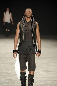 Rick Owens @ Paris Menswear S/S 10 - SHOWstudio - The Home of Fashion Film