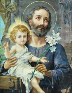 Catholic Sacraments, Catholic Prayers, Catholic Art, Catholic Saints, Religious Art, Jesus Christ Images, Jesus Art, Jesus Father, St Joseph Catholic