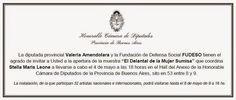 Violencia de Género - El Género de la Violencia: Instalación El Delantal de la Mujer Sumisa - Honor...