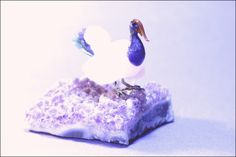 Oiseau pierre semi-précieuse 15