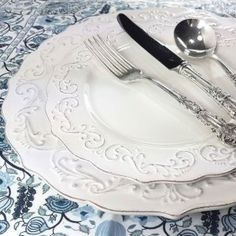 Pier 1 Imports Antique Scroll White Dinnerware | White dinnerware Dinnerware and Modern & Pier 1 Imports Antique Scroll White Dinnerware | White dinnerware ...