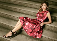 Eva Longoria's Festive Holiday Collection for The Limited Has Arrived from InStyle.com