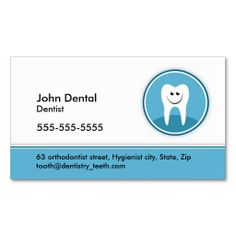 dentist business card dental dentist business cards pinterest