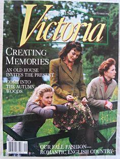 Bliss Victoria Magazine September 1998