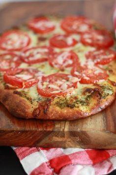overnight refrigerator pizza crust