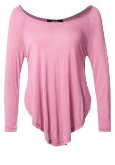 DAPHNE - Langærmede T-shirts - pink