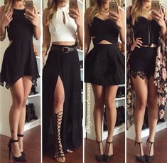 El negro es elegancia