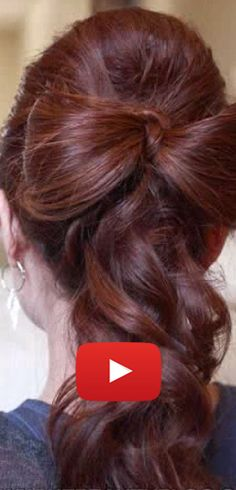 Adorable coiffure pour grandes et petites soirées. http://rienquedugratuit.ca/videos/adorable-coiffure-pour-grandes-et-petites-soirees/