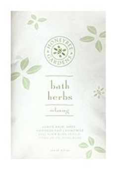 Bath Herbs, Motivating 0.50 Ounces by HoneyBee Gardens. $2.58. 0.5 Ounces. Serving Size:. Herbal baths have been used for centuries to heal and soothe the body and spirit. What could be better after a hectic day? Lock the bathroom door, put on some soothing music, slide into the warm, fragrant bath and let your thoughts drift. Our Motivating mix of peppermint, rosemary, calendula, cloves and spearmint are great for waking up a sluggish soul.. Save 14% Off!