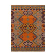 Modern style meets desert tones in the Taos Rug. This colorful and fun flat-weave rug has been handwoven from wool for an accent sure to warm up any room. And it's reversible for an extra-long life.  Find the Taos Rug, as seen in the Modern Montana Ranch Collection at http://dotandbo.com/collections/modern-montana-ranch?utm_source=pinterest&utm_medium=organic&db_sku=JPR0078-4x6