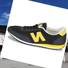on sale 275af 903a1 New Balance Mænds Trænere Sort-Gul,Modern trainers can bying to walk all  over the world lightly.