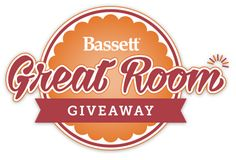 I just entered the Great Room Giveaway by Bassett Furniture for a chance to win a Great Room Makeover.