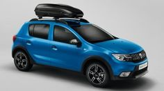 Dacia Sandero Stepway - střešní box