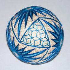 Temari Ball Love this one sooo much!