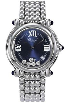 Chopard - happy diamond collection