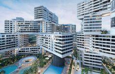 세계 최고 건물에 선정된 싱가포르 아파트