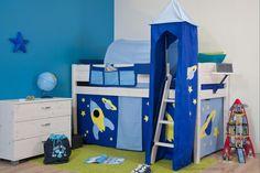 Behang Kinderkamer Ruimtevaart : Besten astronautenkamer kinderkamer ruimte space bilder auf