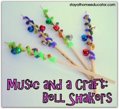 Titina's Art Room | 5 ideas for easy DIY MUSIC INSTRUMENTS CRAFTS for kids to make...have fun!!!