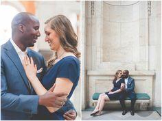E Schmidt Photography | Detroit Michigan Wedding Photographer | DIA Engagement Photography | Couples pose