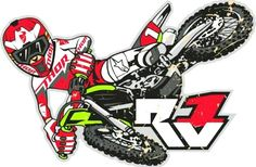 Thor Stickers & Decals Shop for Graphics and Decals at Rocky Mountain ATV/MC. Dirt Bikes For Kids, Bmx Freestyle, Cool Stickers, Bike Life, Cartoon Art, Custom Cars, Caricature, Cars And Motorcycles, Thor