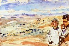 ART & ARTISTS: John Singer Sargent - part 11